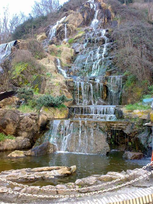 عکس از شیطان کوه لاهیجان